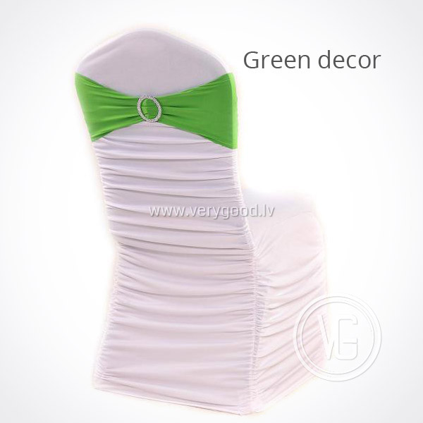 Аренда банта на стул (Green decor) - EUR 0.65